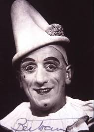 Clown Bertram - Clacton's Children's Entertainer, 1922-1952