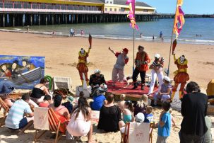 Seaside entertainments