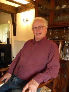 Portrait of David Nicholls today | J Vandegrift