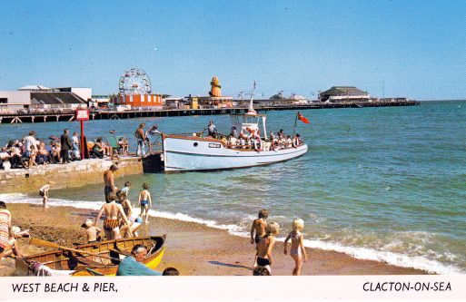 Clacton Seaside Heritage Walk