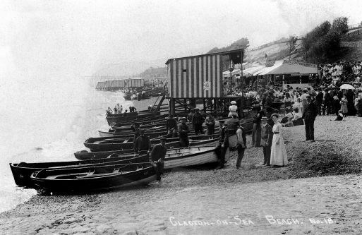 Clacton-on-Sea Photos Then & Now