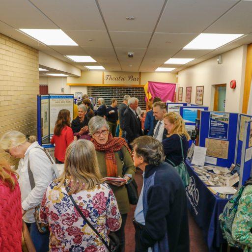 RTTC history fair | Jonathan Dayman