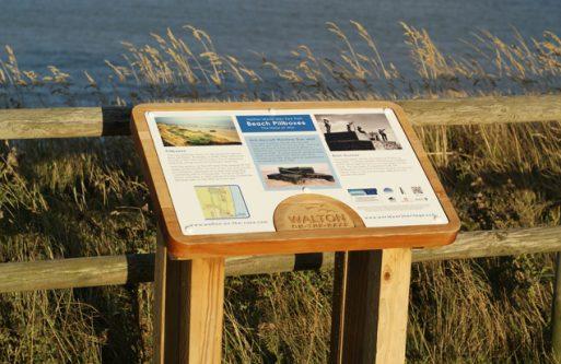 Walton-on-the-Naze Second World War trail...
