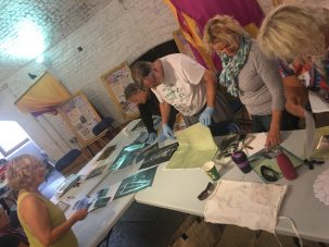 Workshop Jaywick Martello Tower | C Paxman