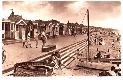Frinton Seaside Heritage Trail & History Day!