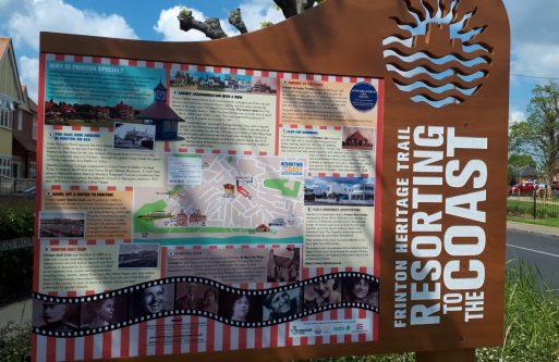 Frinton Seaside Trail - new!