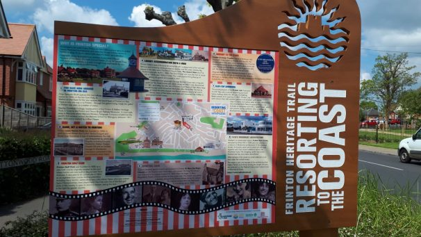 Frinton Seaside Trail - new!