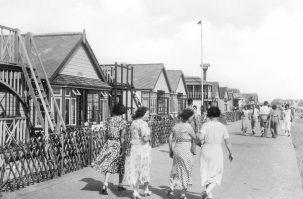 Changing Forms of Holidaymaking in the 20th Century